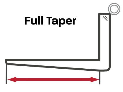 Full Taper