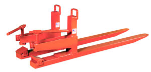 CTI Clamp-on Bucket Forks